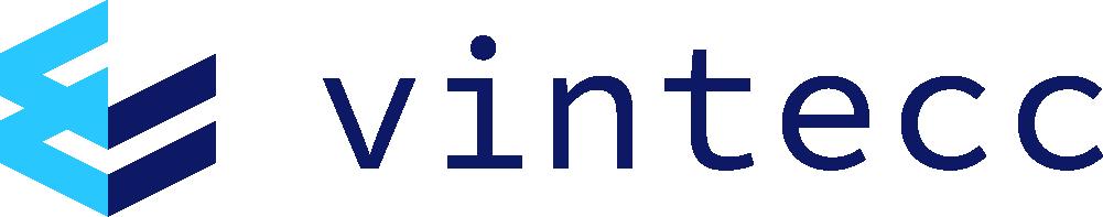 Vintecc Logo Blue